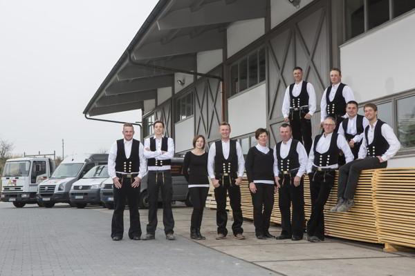 Team Zimmerei Schmid GmbH
